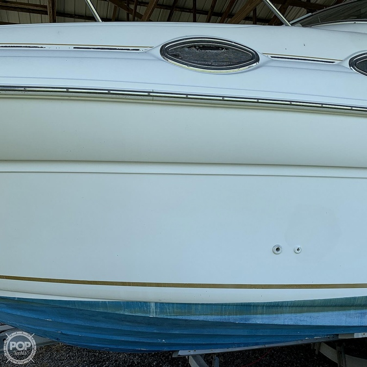 2000 Sea Ray boat for sale, model of the boat is 260 Sundancer & Image # 26 of 40
