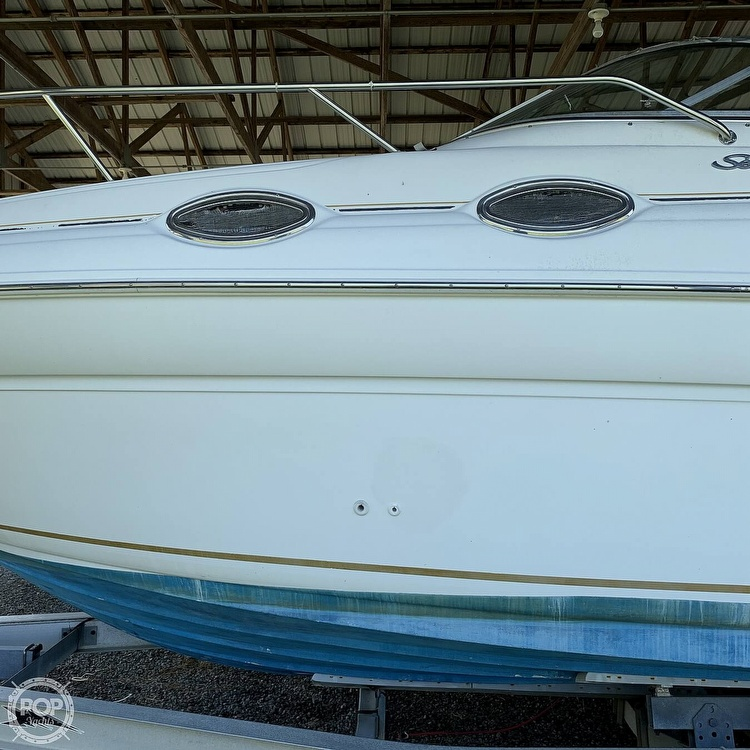 2000 Sea Ray boat for sale, model of the boat is 260 Sundancer & Image # 27 of 40