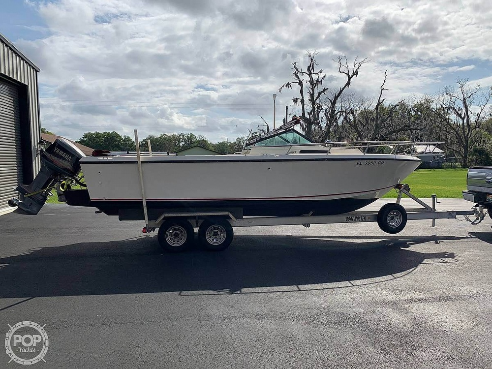 1989 Pro-Line boat for sale, model of the boat is 230 & Image # 7 of 40