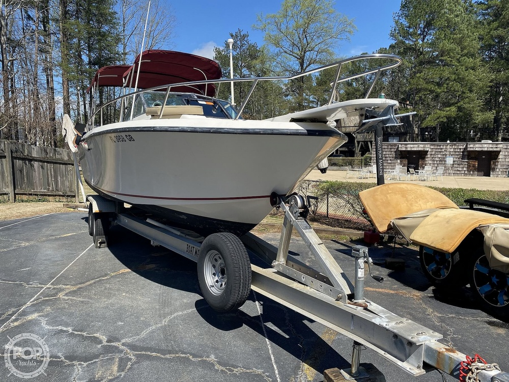 1989 Pro-Line boat for sale, model of the boat is 230 & Image # 8 of 40