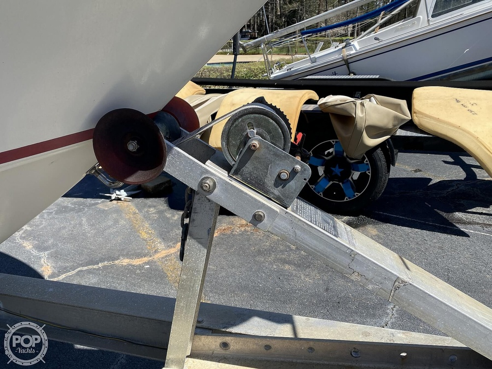 1989 Pro-Line boat for sale, model of the boat is 230 & Image # 11 of 40