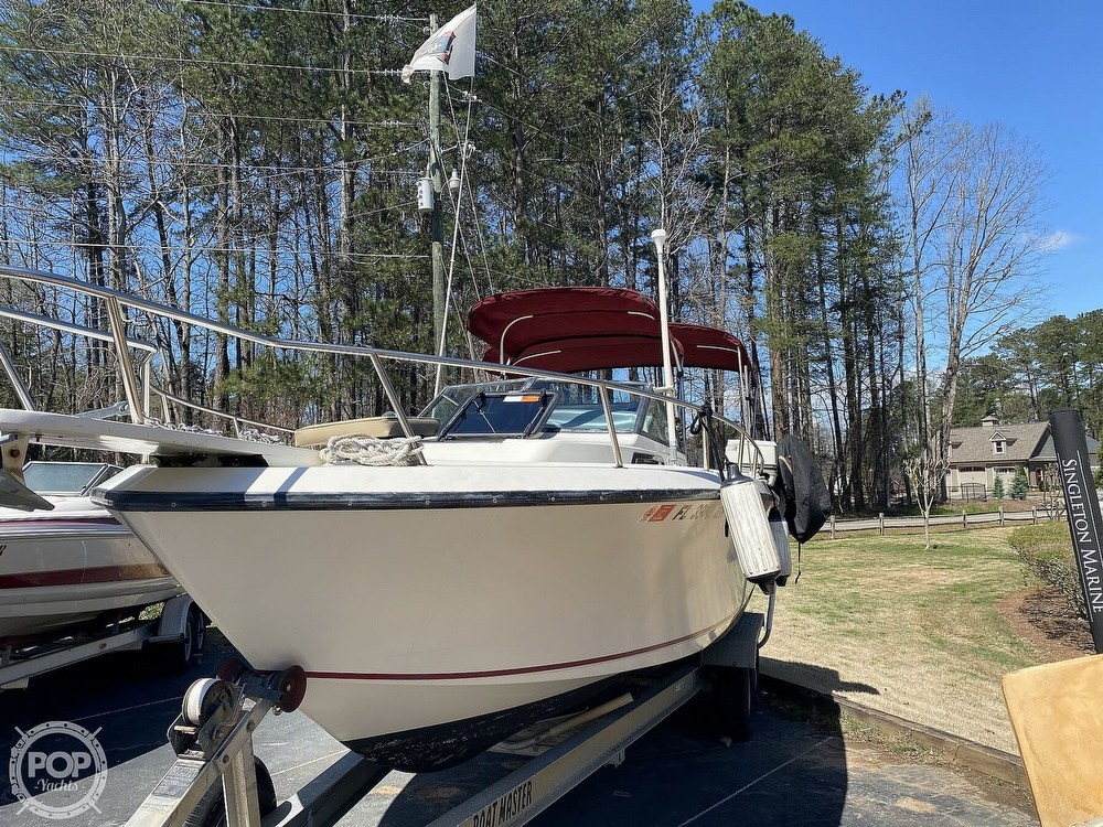 1989 Pro-Line boat for sale, model of the boat is 230 & Image # 13 of 40