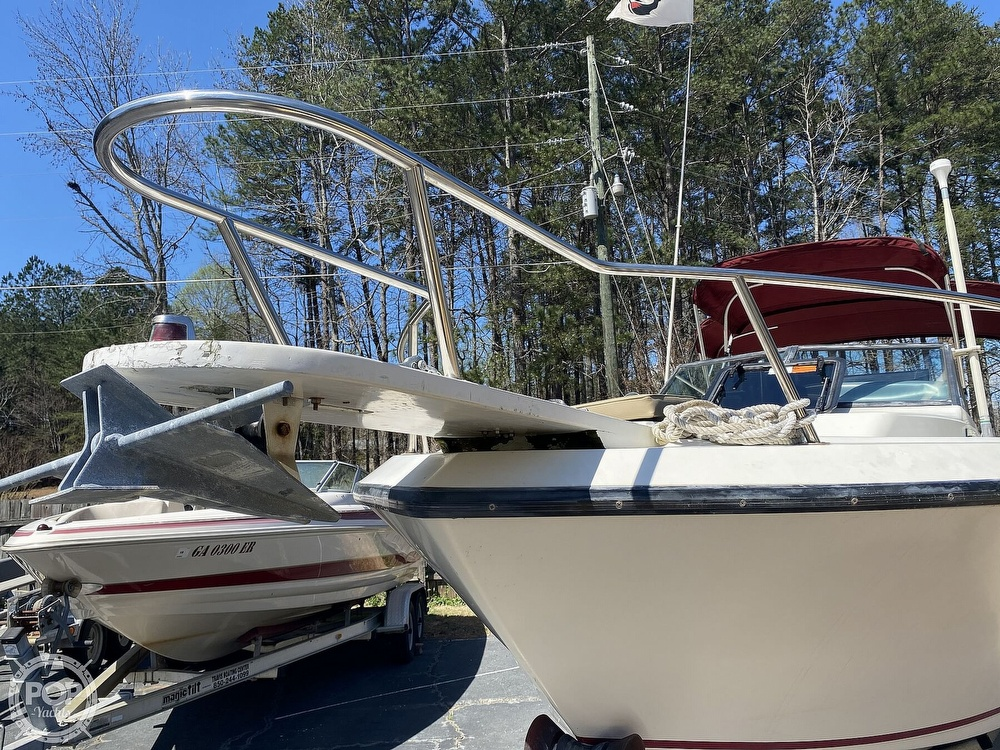 1989 Pro-Line boat for sale, model of the boat is 230 & Image # 14 of 40