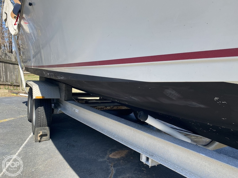 1989 Pro-Line boat for sale, model of the boat is 230 & Image # 15 of 40