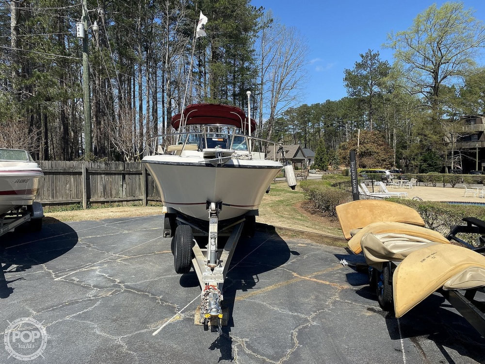 1989 Pro-Line boat for sale, model of the boat is 230 & Image # 16 of 40