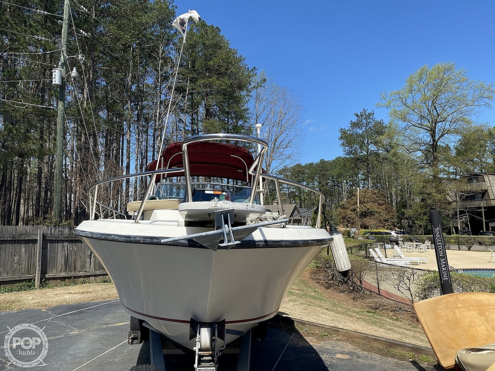 1989 Pro-Line boat for sale, model of the boat is 230 & Image # 17 of 40