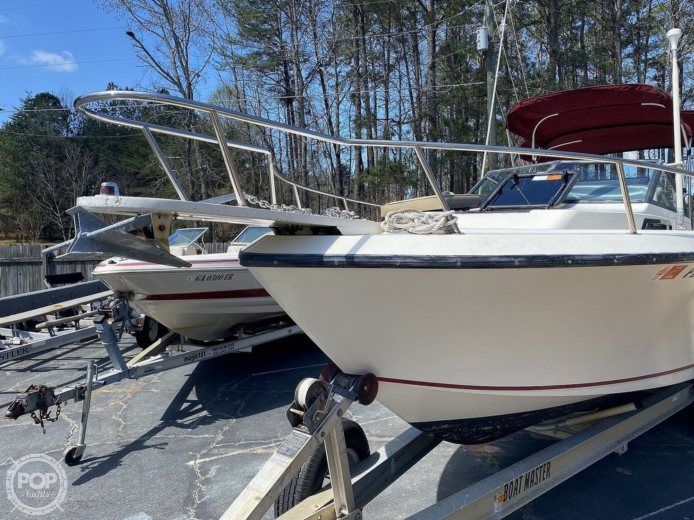1989 Pro-Line boat for sale, model of the boat is 230 & Image # 18 of 40