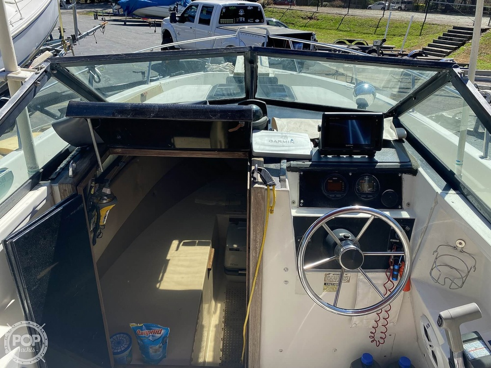1989 Pro-Line boat for sale, model of the boat is 230 & Image # 29 of 40