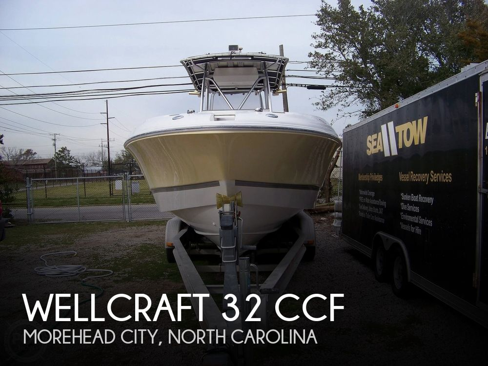 2004 WELLCRAFT 32 CCF for sale