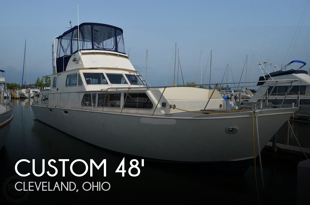1969 Custom 48' American Cruiser