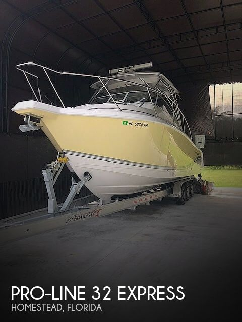 Used Pro-Line Boats For Sale by owner | 2005 Pro-Line 32