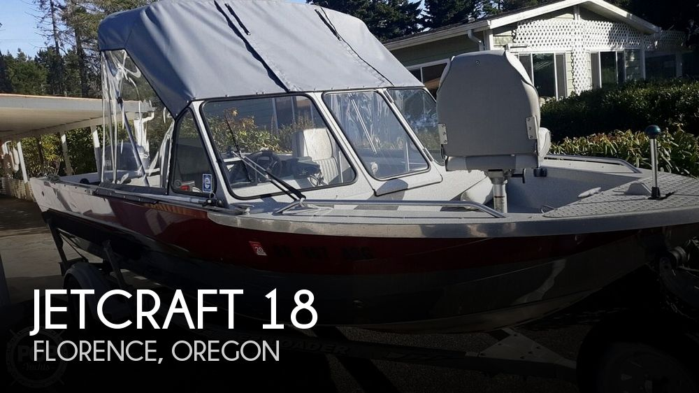 Used Jetcraft Boats For Sale by owner | 2003 Jetcraft 18