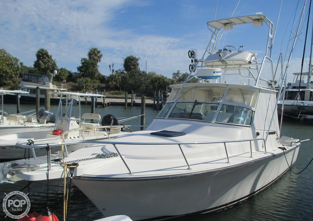 1999 Henriques boat for sale, model of the boat is 28 SportFisher & Image # 2 of 40