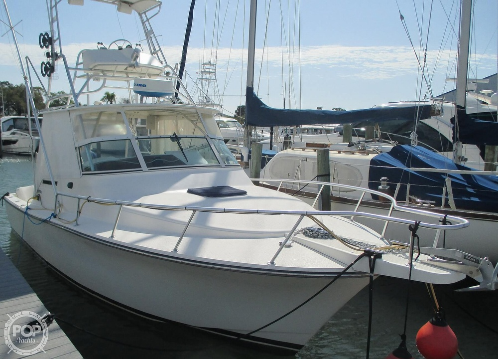 1999 Henriques boat for sale, model of the boat is 28 SportFisher & Image # 12 of 40