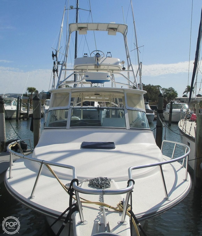 1999 Henriques boat for sale, model of the boat is 28 SportFisher & Image # 15 of 40