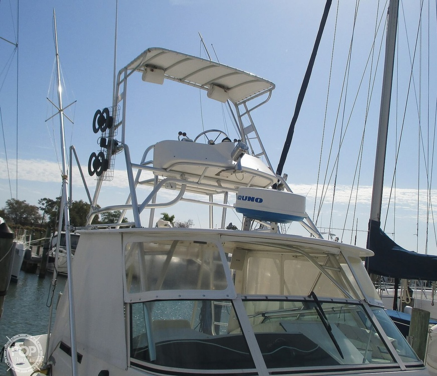 1999 Henriques boat for sale, model of the boat is 28 SportFisher & Image # 16 of 40