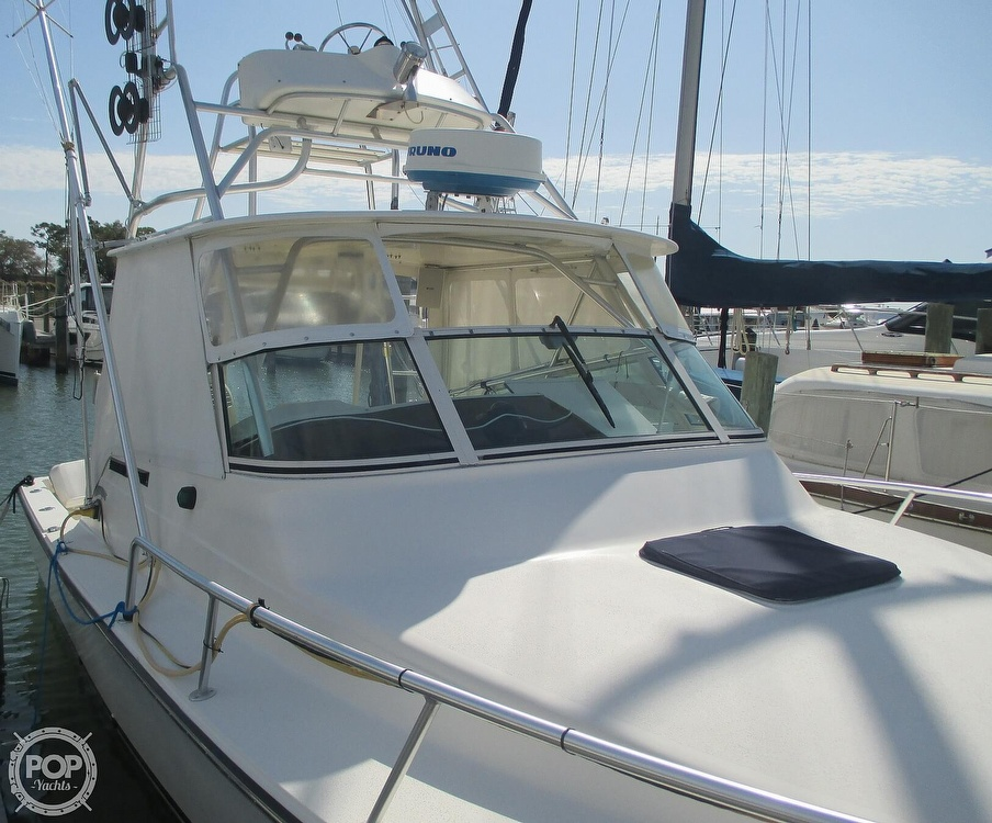 1999 Henriques boat for sale, model of the boat is 28 SportFisher & Image # 17 of 40