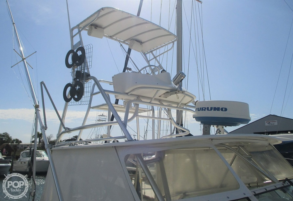 1999 Henriques boat for sale, model of the boat is 28 SportFisher & Image # 18 of 40