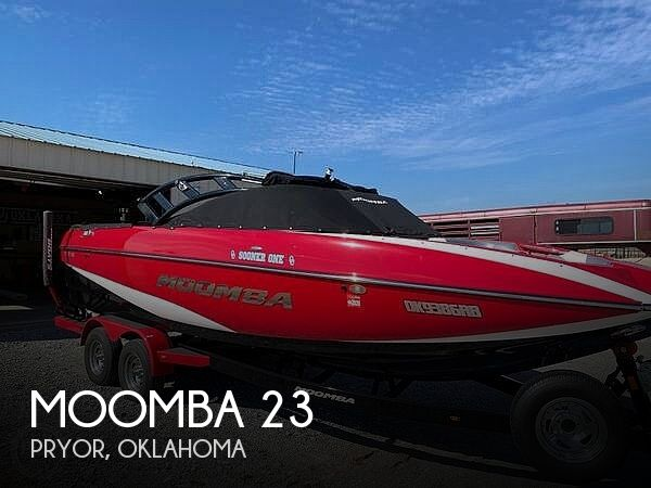 Used Boats For Sale in Tulsa, Oklahoma by owner | 2015 Moomba 23