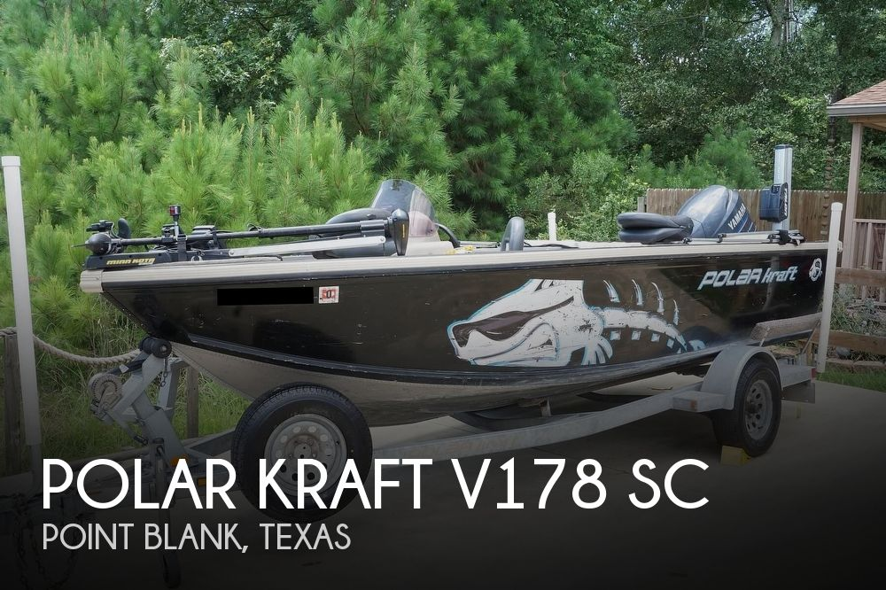 2008 POLAR KRAFT V178 SC for sale