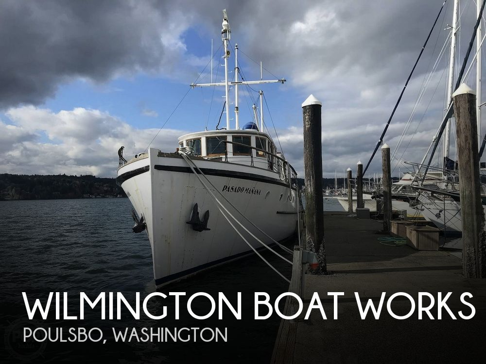 Used Boats For Sale in Olympia, Washington by owner | 1927 Wilmington Boat Works Custom 96