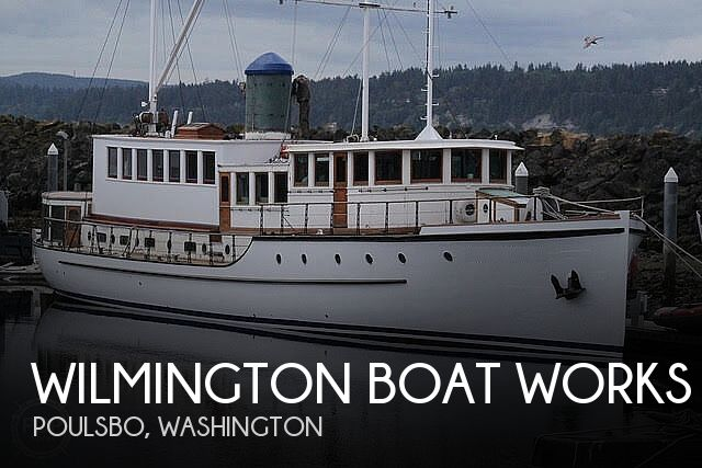 1927 WILMINGTON BOAT WORKS CUSTOM 96 for sale