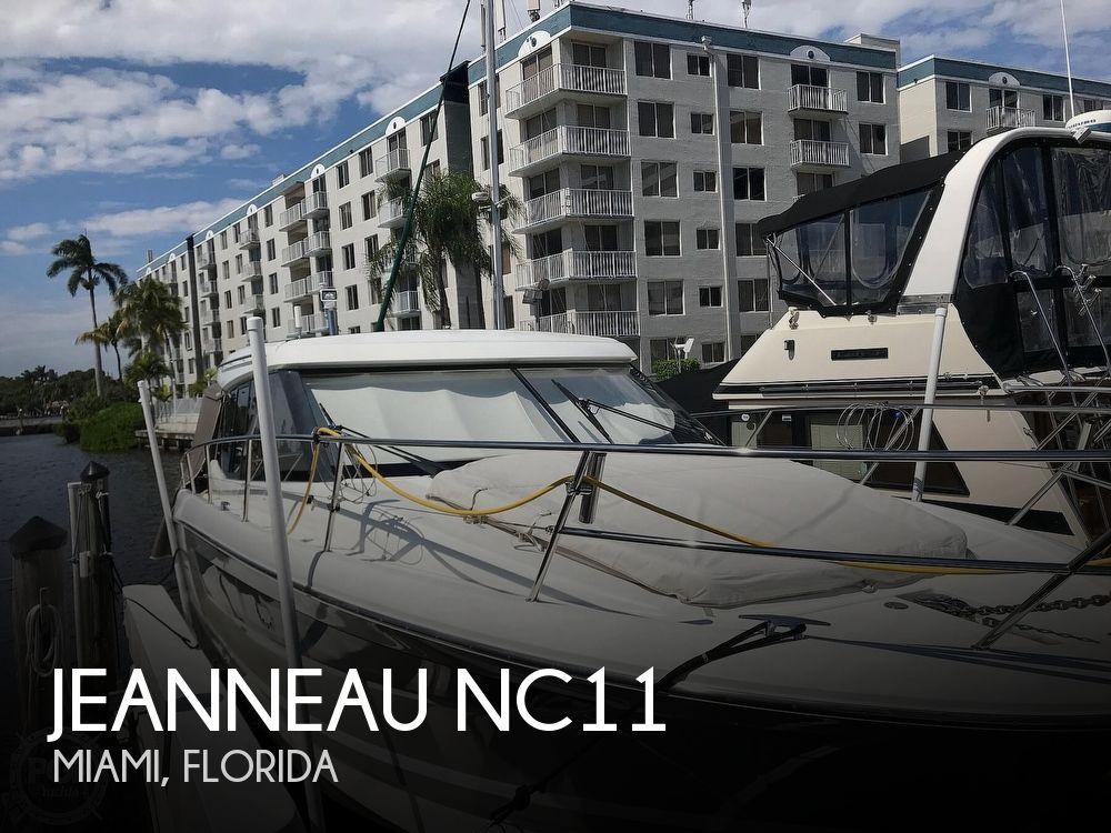 2017 JEANNEAU NC11 for sale