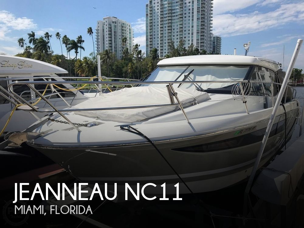 Used Jeanneau Boats For Sale by owner | 2017 Jeanneau NC11