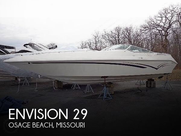 Used Envision Boats For Sale by owner | 1999 Envision 29