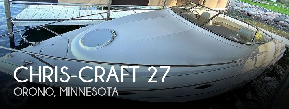 Used Power boats For Sale by owner | 1995 Chris-Craft 27