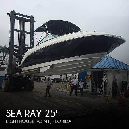 Used Sea Ray 25 Boats For Sale by owner | 2020 Sea Ray SDX250