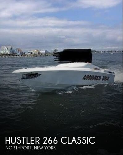 Used Hustler Boats For Sale by owner | 1994 Hustler 26