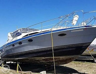 1989 Bayliner 3485 Avanti Sun Bridge - #1