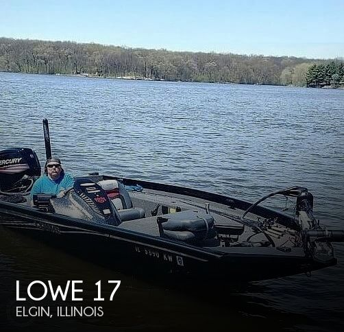 Used Lowe Boats For Sale by owner | 2017 Lowe 17