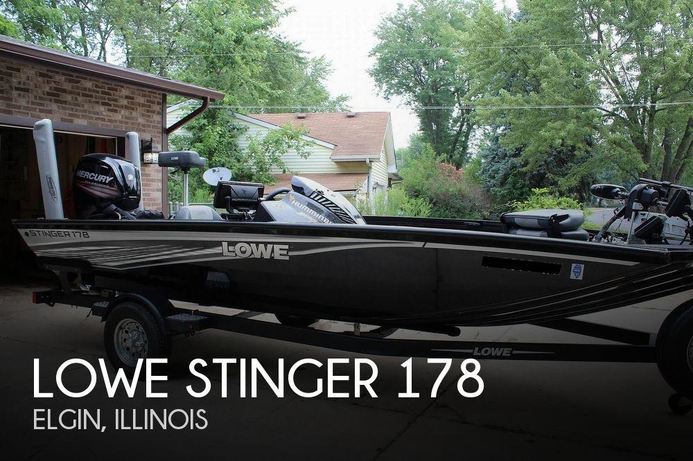2017 LOWE STINGER 178 for sale