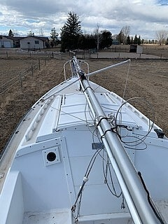 1983 Catalina Yachts boat for sale, model of the boat is C-25 Tall Ship & Image # 17 of 32