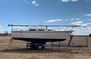 1983 Catalina Yachts boat for sale, model of the boat is C-25 Tall Ship & Image # 7 of 32