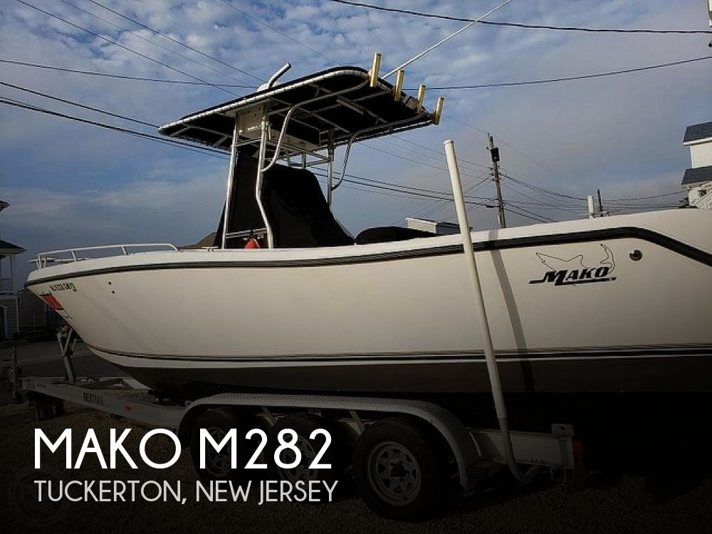 Used MAKO Boats For Sale by owner | 1998 Mako M282