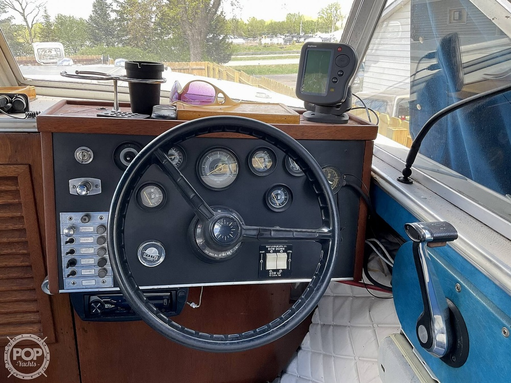 1979 Skiff Craft boat for sale, model of the boat is X240 & Image # 22 of 40
