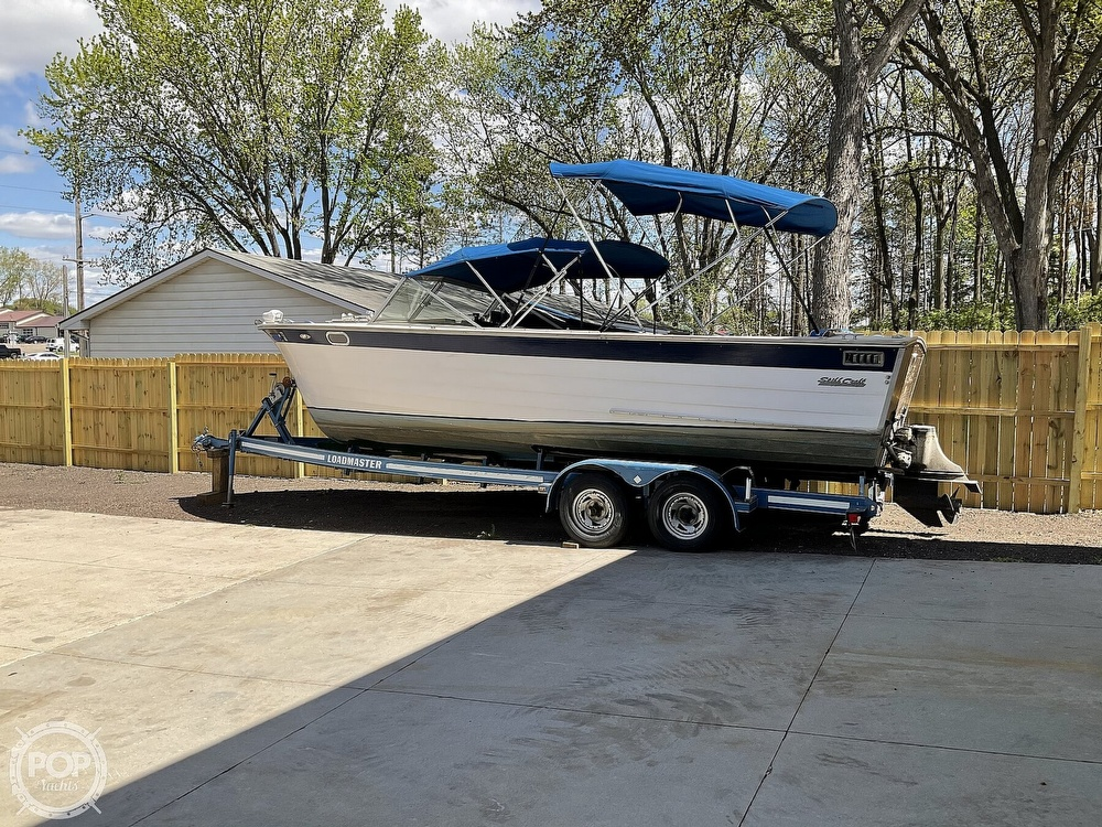 1979 Skiff Craft boat for sale, model of the boat is X240 & Image # 3 of 40