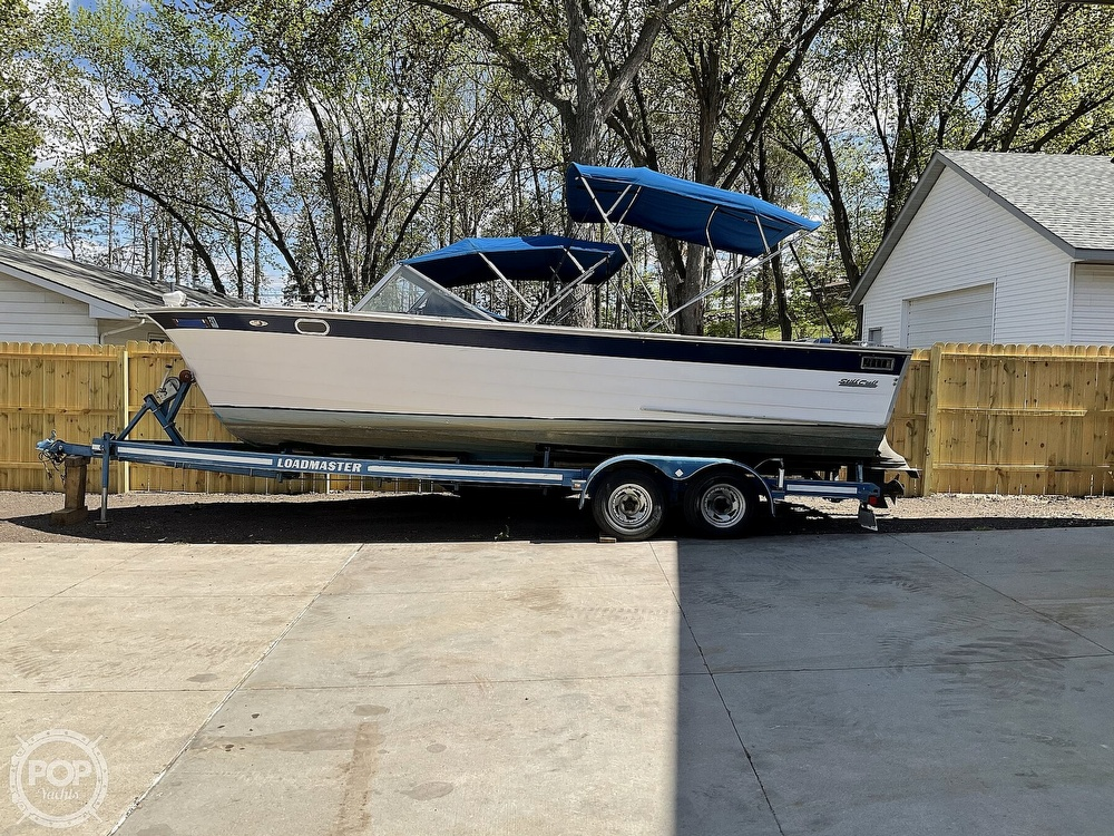 1979 Skiff Craft boat for sale, model of the boat is X240 & Image # 4 of 40
