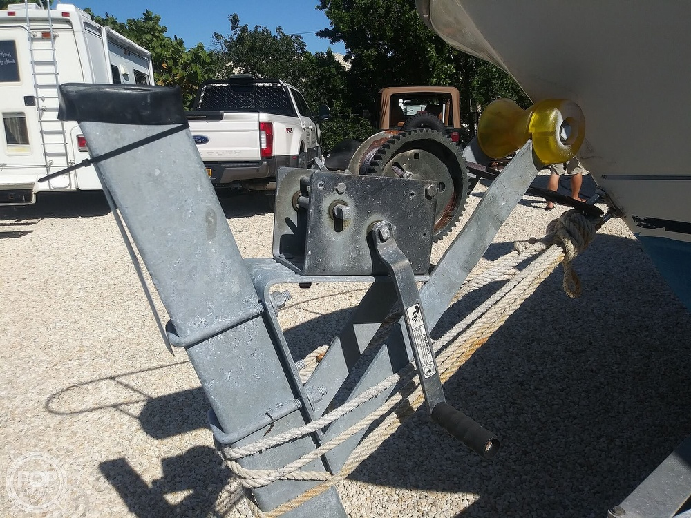 1995 American Angler boat for sale, model of the boat is 220 & Image # 5 of 40