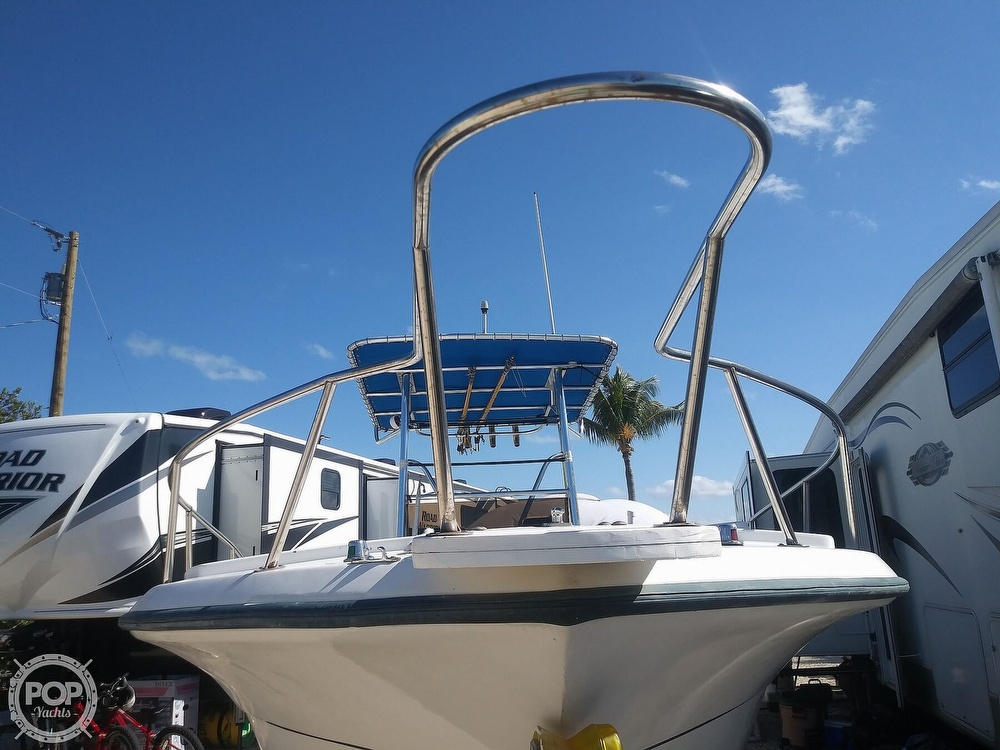 1995 American Angler boat for sale, model of the boat is 220 & Image # 9 of 40