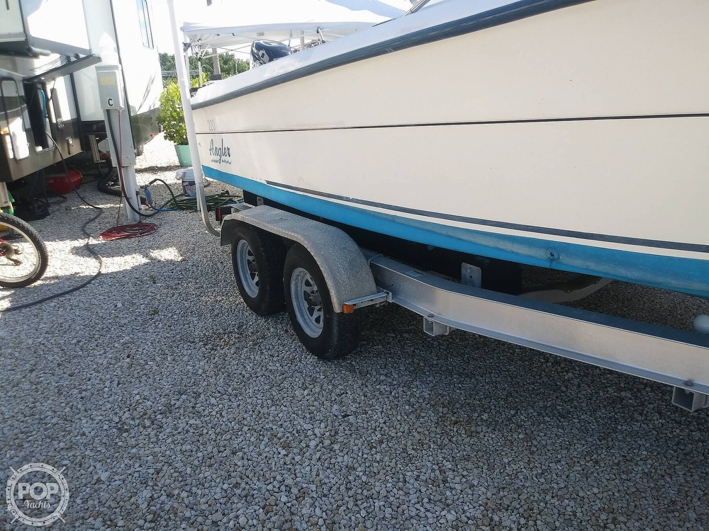 1995 American Angler boat for sale, model of the boat is 220 & Image # 10 of 40