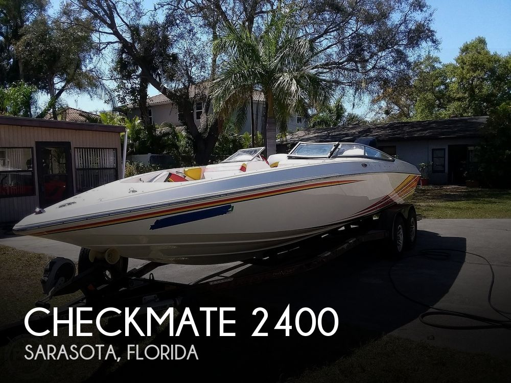 Used Checkmate Boats For Sale by owner | 2013 Checkmate BRX 2400 PULSARE