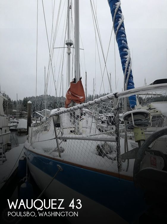 Used Boats For Sale in Washington by owner | 1982 Wauquez 43