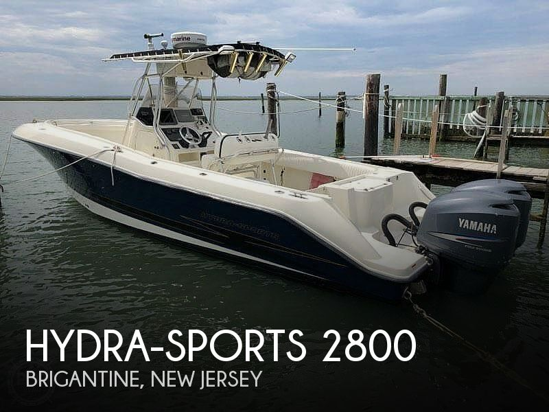 2006 HYDRA SPORTS 2900 CC for sale