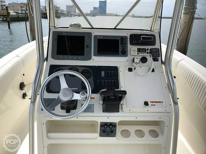 2006 Hydra-Sports boat for sale, model of the boat is 2900 CC & Image # 8 of 40