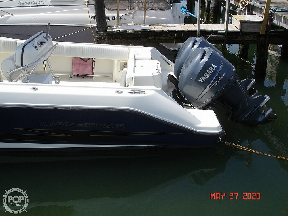 2006 Hydra-Sports boat for sale, model of the boat is 2900 CC & Image # 10 of 40