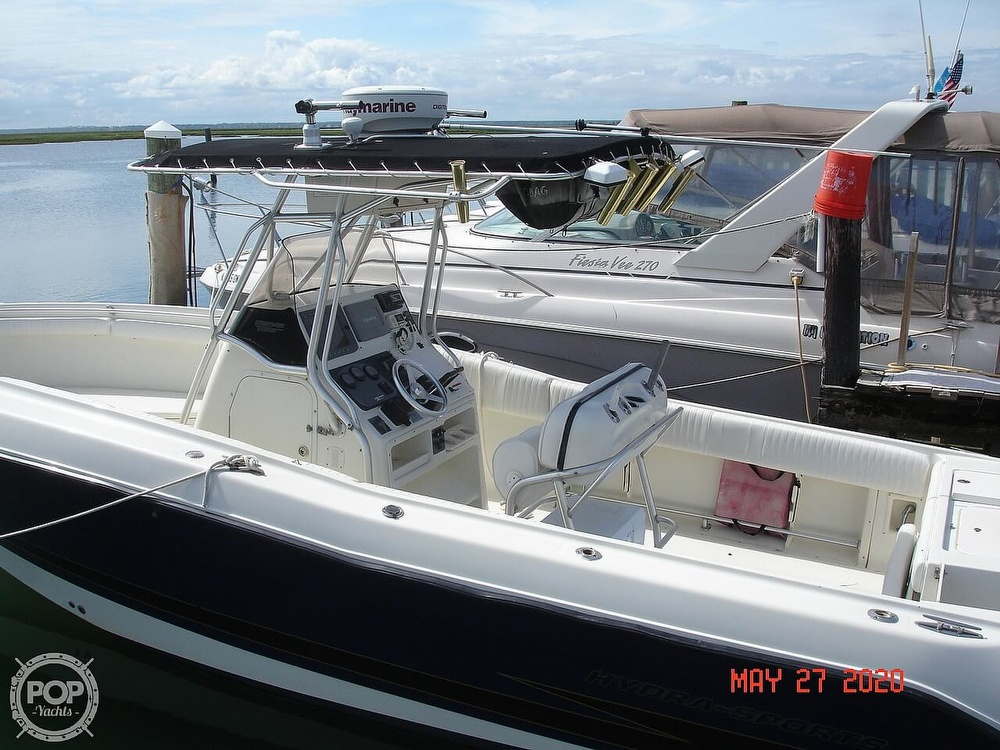 2006 Hydra-Sports boat for sale, model of the boat is 2900 CC & Image # 11 of 40